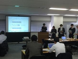「経営会議」(グループ発表).JPG