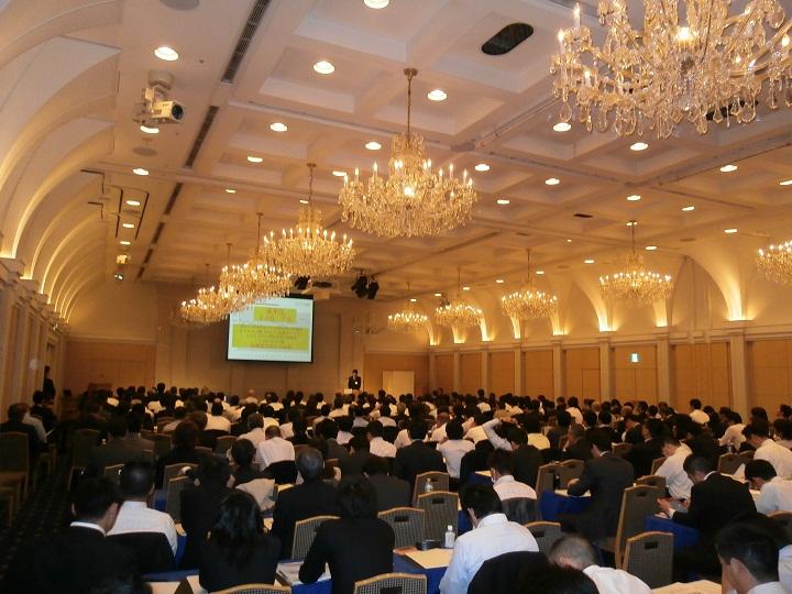 全日本大会2013 会場風景